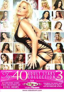 Top 40 Adult Stars Vol. 3 (Metro)