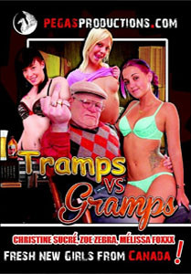 Tramps VS Gramps (Pegas Productions)