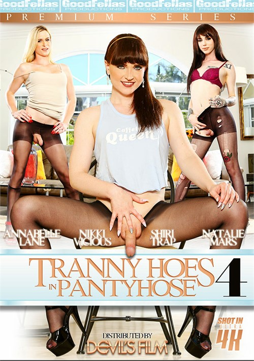 Tranny Hoes In Panty Hose Vol. 4 (Devil's Film)
