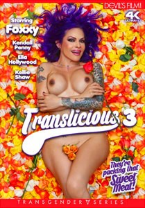 Trannylicious Vol. 3 (Devil's Film)