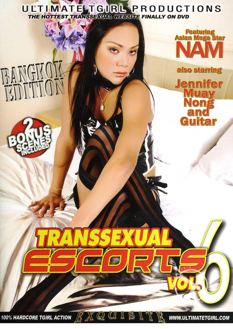 Transsexual Escorts Vol. 6 (Ultimate TGirl)