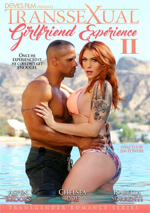 Transsexual Girlfriend Experience Vol. 2 (Devil's Film)