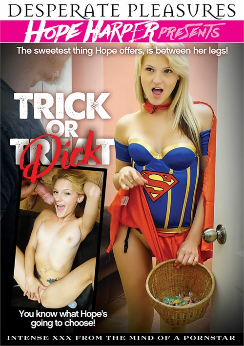 Trick Or Dick (Desperate Pleasures)