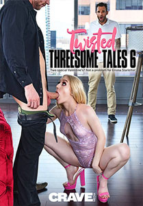 Twisted Threesome Tales Vol. 6 (Crave Media)