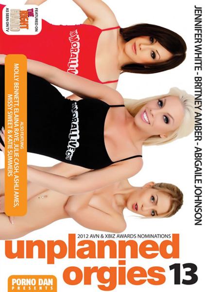 Unplanned Orgies Vol. 13 (Immoral Productions)