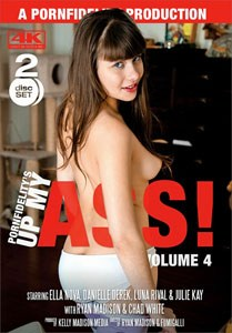 Up My Ass! Vol. 4 (Porn Fidelity)