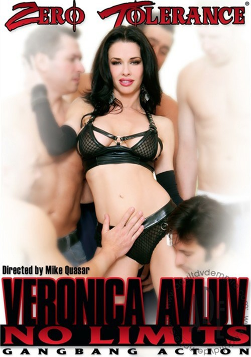 Veronica Avluv: No Limits (Zero Tolerance)