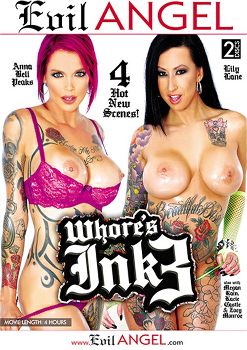 Whore's Ink Vol. 3 (Evil Angel)
