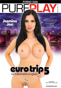 XXX Euro Trip Vol. 5: The Insatiable English (Immoral Productions)