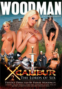 Xcalibur Vol. 2: The Lords Of Sex (Woodman)