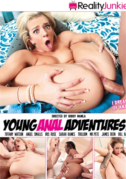 Young Anal Adventures Vol. 2 (Reality Junkies)