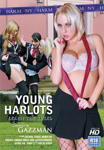 Young Harlots Learn The Rules (Harmony Films)
