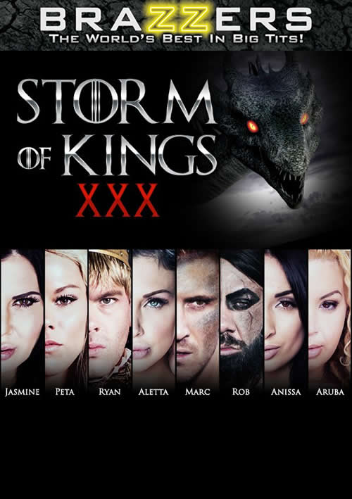 Storm Of Kings XXX Parody (Brazzers)
